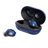 Mini Stereo Wireless Earphone Earbuds BW-FYE5, Blue, With Portable Charging Box - Surest Deals Store