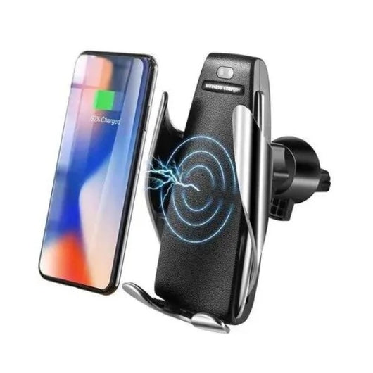Qi Wireless Fast Mobile Phone Charger Car Air Vent Bracket - Surest Deals Store