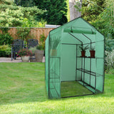 Large Walk-in Plant Greenhouse - Surest Deals Store