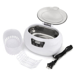 Pro Ultrasonic Cleaner Ultra Sonic Bath Jewelry Cleaning Basket - Surest Deals Store