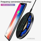 Qi Wireless Charger, Quick Charger 10W 1500mah - Surest Deals Store