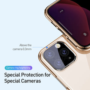 Luxury Clear Soft Case For All iPhones