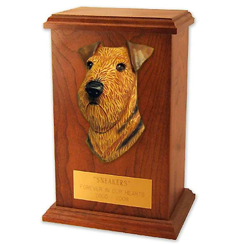 Dog Memorial Cremation Urns Momento
