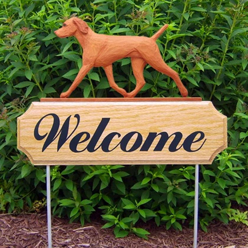 Dog Breed Outdoor Welcome Stakes