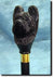 Briard Dog Hand painted Walking Cane Stick
