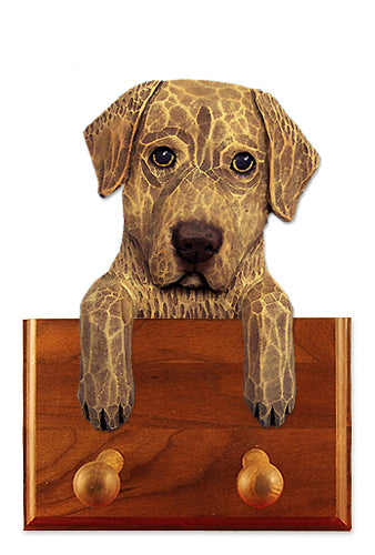 Chesapeake Bay Retriever Dog Leash Holder