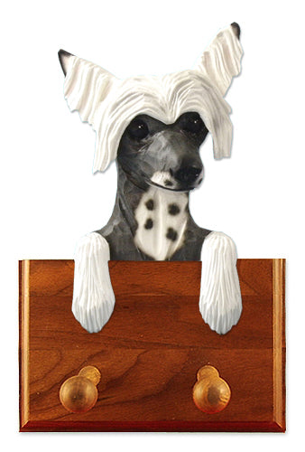 Chinese Crested Dog Leash Holder