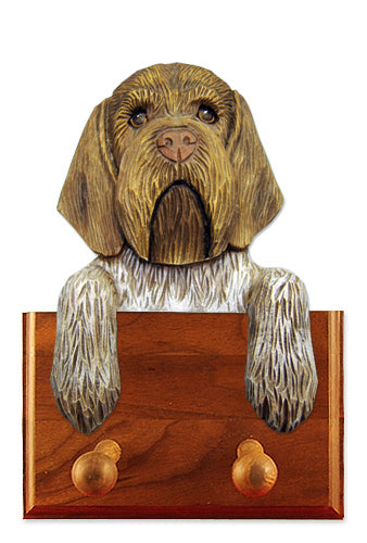 German Wirehaired Griffon Dog Leash Holder