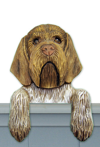 German Wirehaired Griffon Dog Door Topper