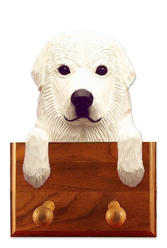 Great Pyrenees Dog Leash Holder