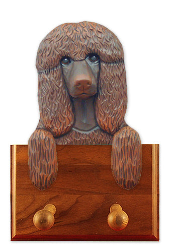 Irish Water Spaniel Dog Leash Holder
