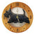 Scottish terrier Dog Light Oak Hand Crafted Wall Clock Brindle