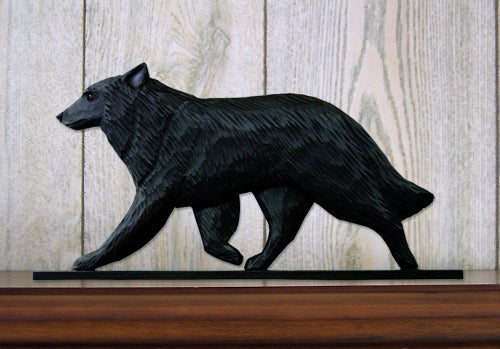 Belgian Sheepdog Dog in Gait Topper
