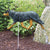 Australian Cattle Dog Garden Landscaping Stake Blue