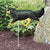 Cavalier King Charles Spaniel Garden Landscaping Stake Black and Tan
