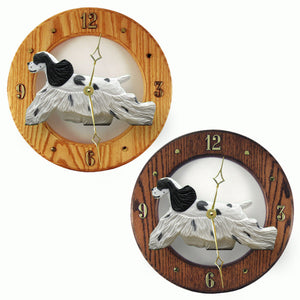 American cocker spaniel Canine Home Decor to tell time