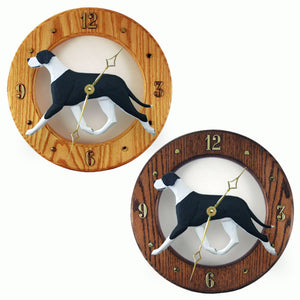 Great dane Natural Dog Style Analog Clock