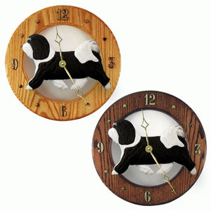 Havanese Canine Home Decor to tell time