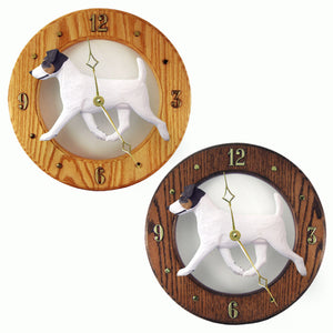 Jack russell terrier Dog Style Analog Clock
