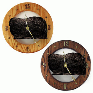 Pekingese Canine Home Decor to tell time