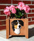 Entlebucher Mountain Dog Planter Box