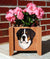 Greater Swiss Mountain Dog Planter Box