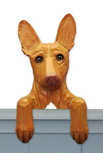 Pharaoh Hound Dog Door Topper