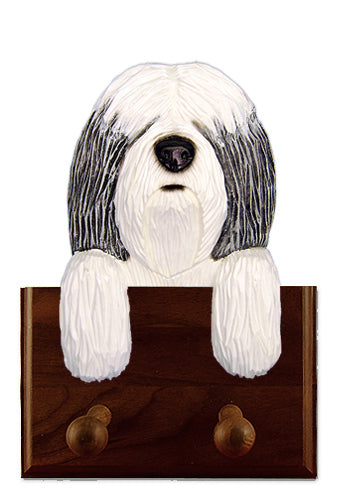 Polish Lowland Sheepdog Dog Leash Holder