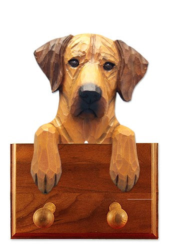 Rhodesian Ridgeback Dog Leash Holder