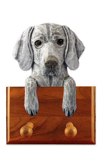 Weimaraner Dog Leash Holder