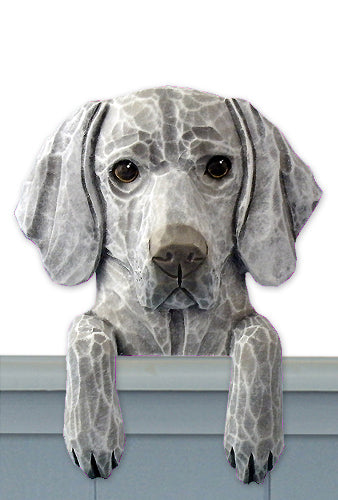 Weimaraner Dog Door Topper