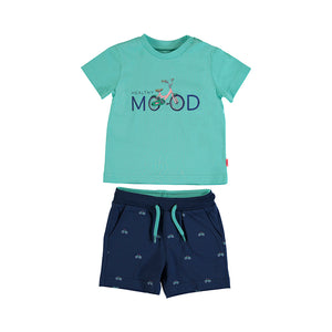 Healthy Mood Short Set