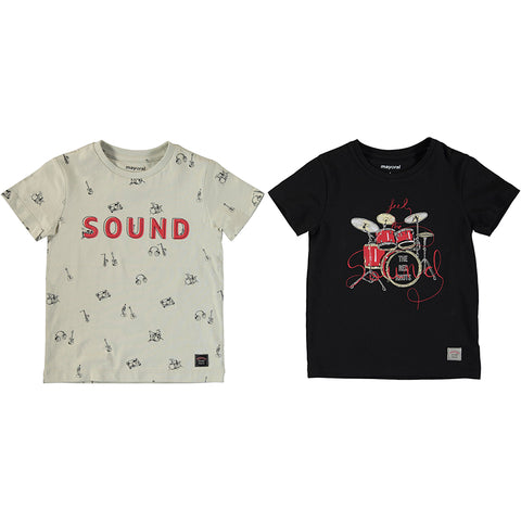 Sound Tshirt 2 Pack