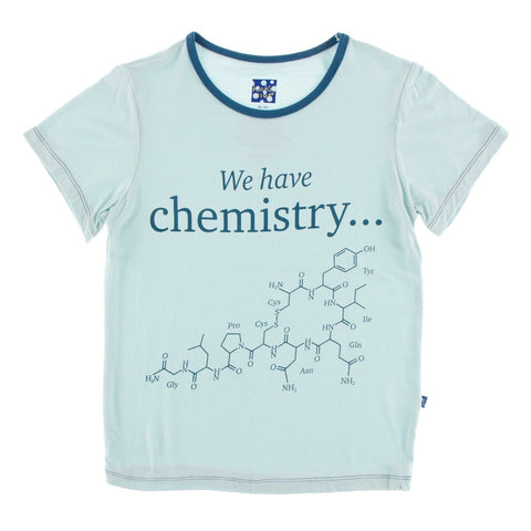 Spring Sky We have Chemistry tee