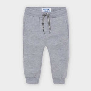 Light Gray Basic Sweatpants