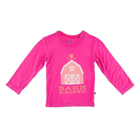 Calypso Barn Raised Long Sleeve Tailored Raglan