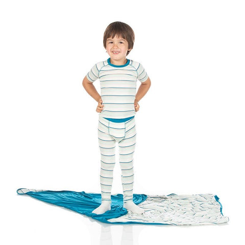 Culinary Art Stripe Sport Pjs