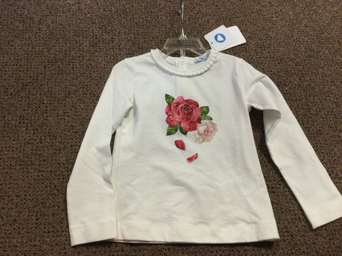 Roses Long Sleeve Shirt