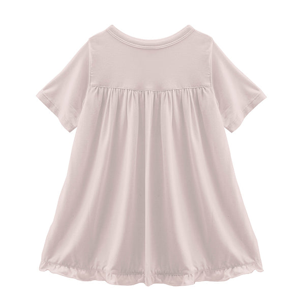 Baby Rose Classic Swing Dress