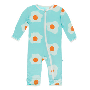 Iceberg eggs coverall