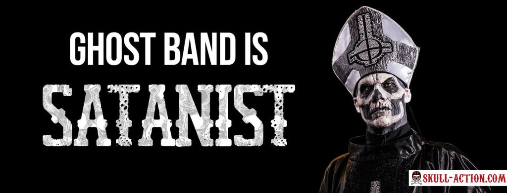 Ghost band: Are they the new kings of satanic metal?