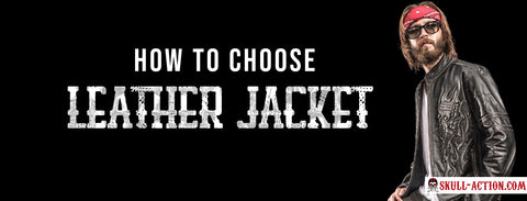 how to choose leather jacket