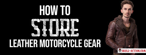 how-to-store-leather-motorcycle-gear