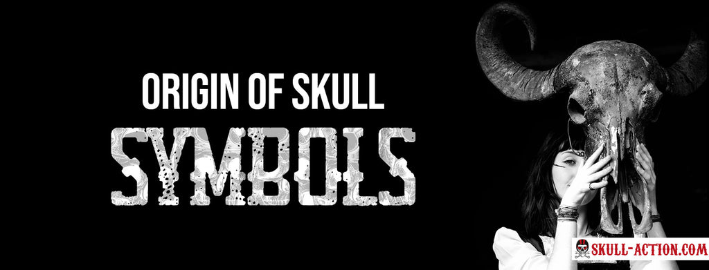 What's the origin of skull symbols