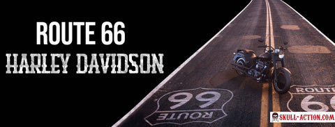 route-66-and-harley-davidson