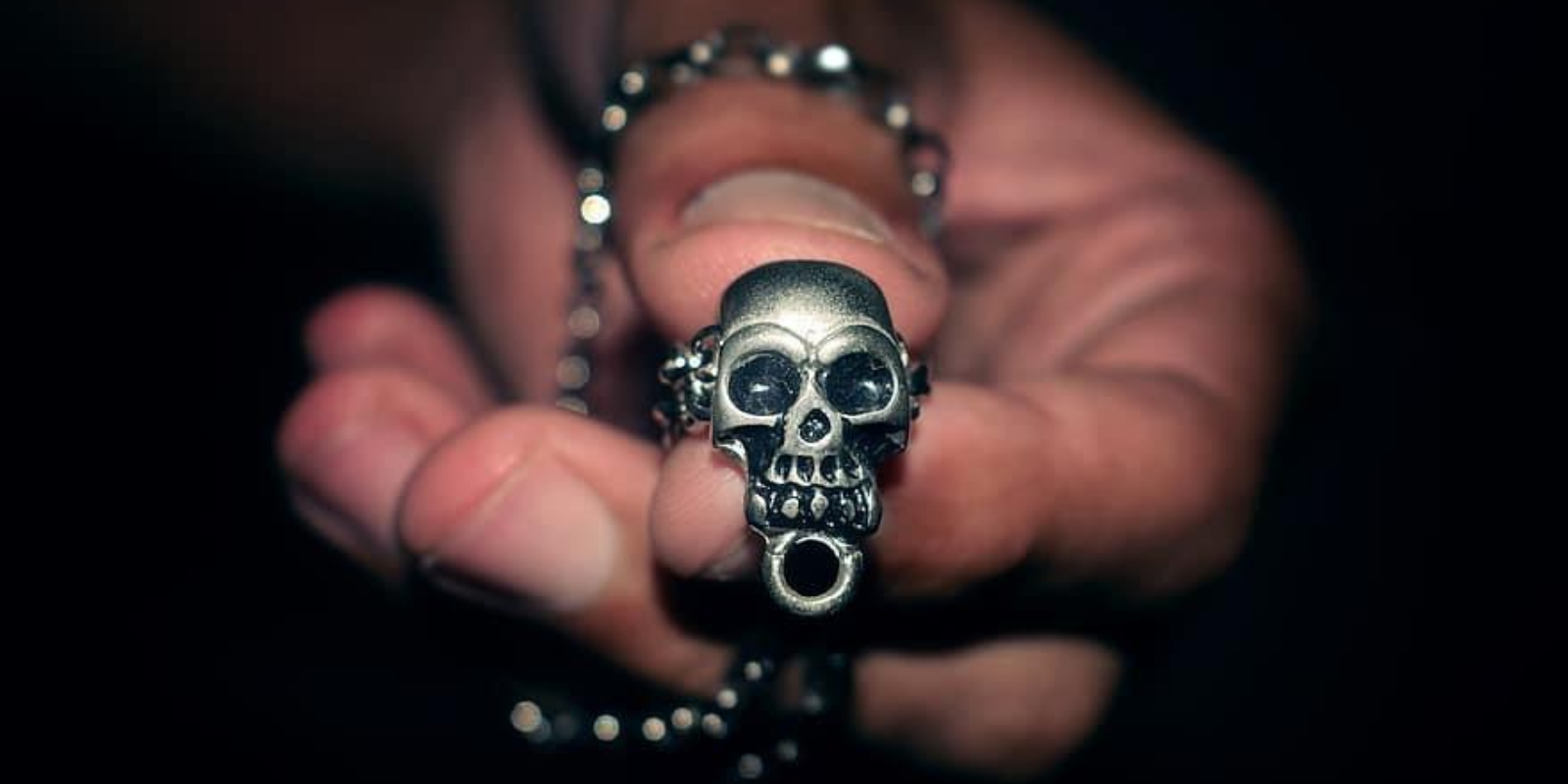 Skull ring jewel