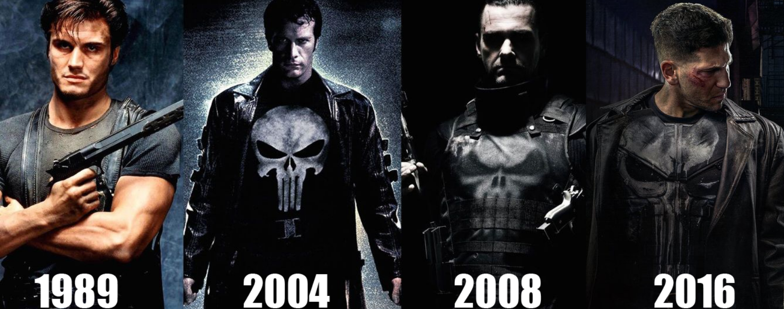 th punisher all movies