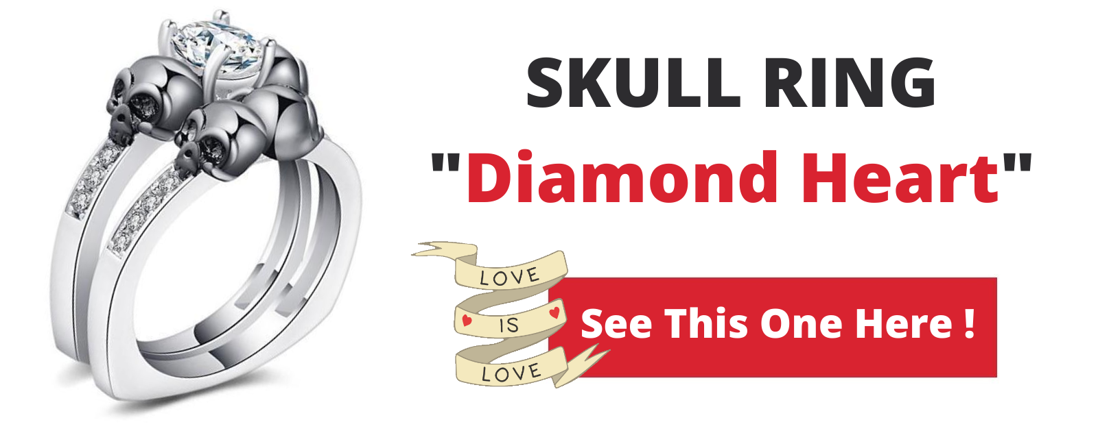 What do you think about men wearing skull rings?