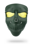 Airsoft Paintball Skull Mask