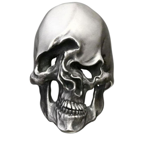 Alchemy Skull Ring